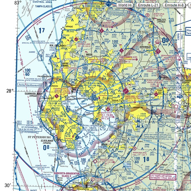 class b airspace onilne course