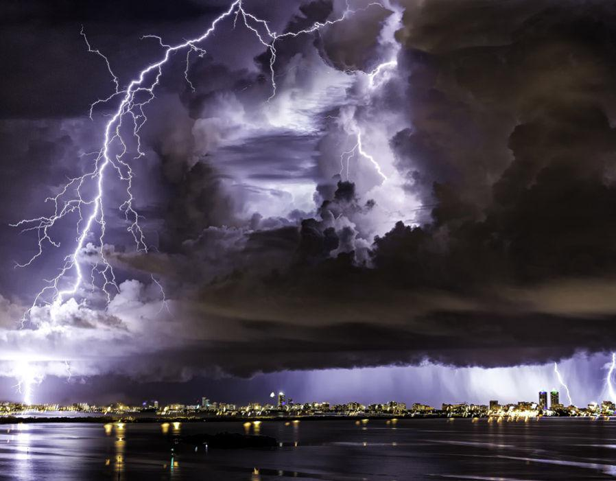 convective sigmet lightning storm