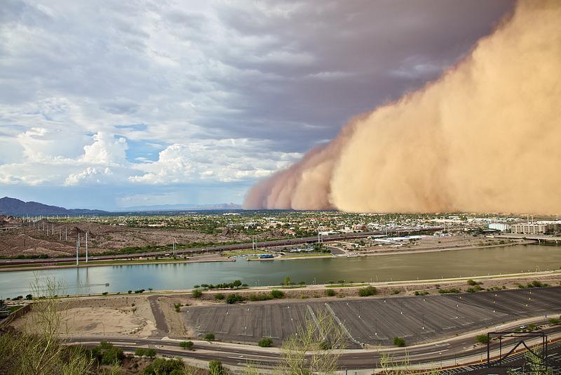 sigmet duststorm