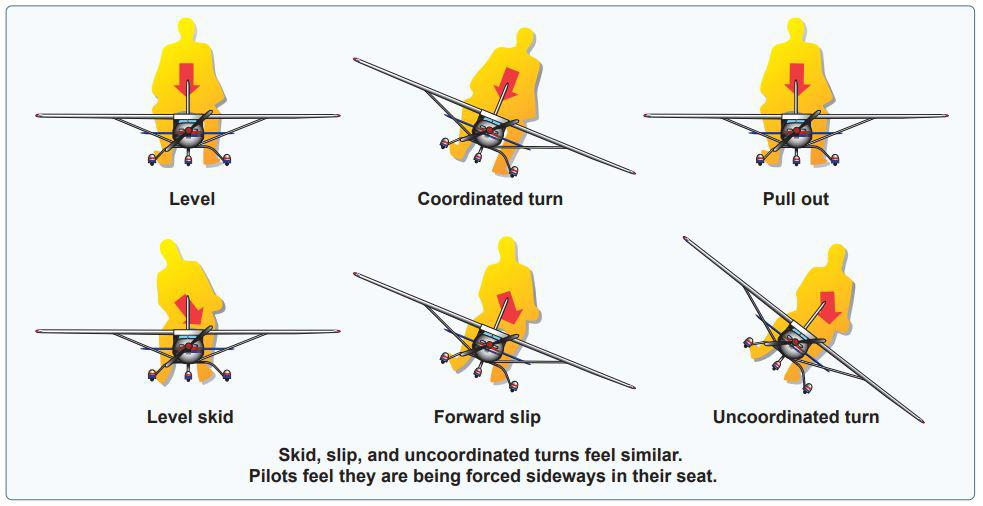 posture spatial disorientation