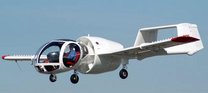 weird airplane