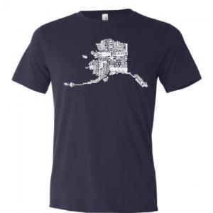 Alaska pilot shirt