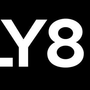 fly8ma sticker